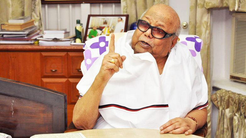 DMK Chief M Karunanidhi Dies at 94, Twitter Mourns the Dravidian Stalwart's Death