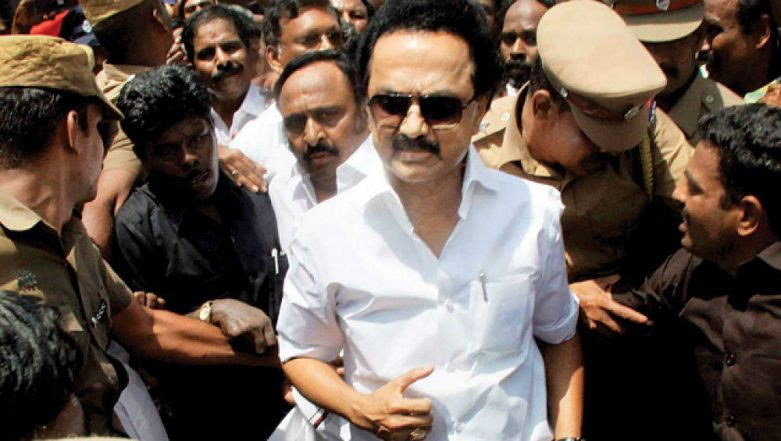 Lok Sabha Elections 2019: DMK Announces List of Constituencies Allotted to Itself, Allies