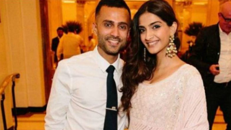 Anand Ahuja's Nickname For Sonam Kapoor is Cute but Weird at the Same Time!