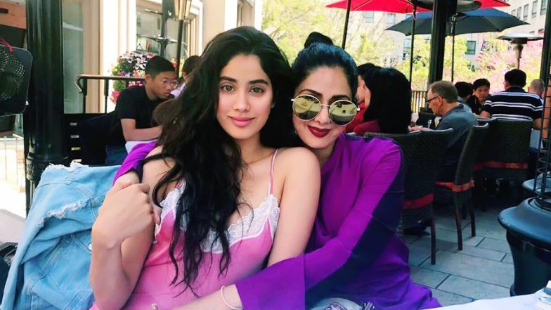 Janhvi Kapoor Opens Up About a Fight With Mom Sridevi and How The Late Actress Got Convinced of Dhadak Actress' Acting Career