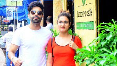 Aparshakti Khurana Finally Reacts to Link-up Rumours with Dangal Co-Star Fatima Sana Shaikh