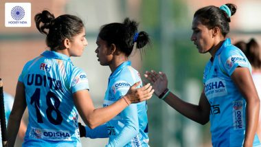 Asian Games 2018 Hockey: Indian Women's Team Beat China in Semis, To Take On Japan in Gold Medal Final Match