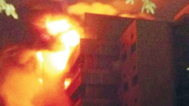 Delhi: Fire Breaks Out at AIIMS' College of Nursing, 6 Fire Tenders Rushed