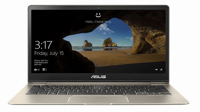 ASUS Introduces 3 New ZenBook Laptops in India; Prices Start at Rs 66,990