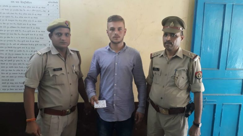 Noida Police Nab Romanian National For Trying to Steal Data From ATM Machine