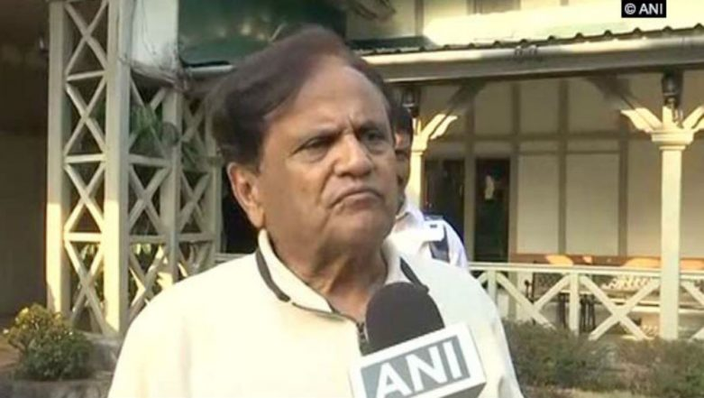 EC Claims Unprecedented Situation in West Bengal, But Waits for PM Narendra Modi to Complete Campaign: Ahmed Patel
