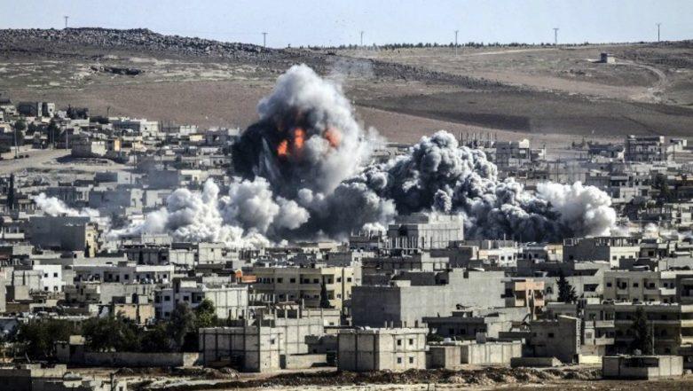 US-Led Airstrike Kills 8 IS Militants in Iraq