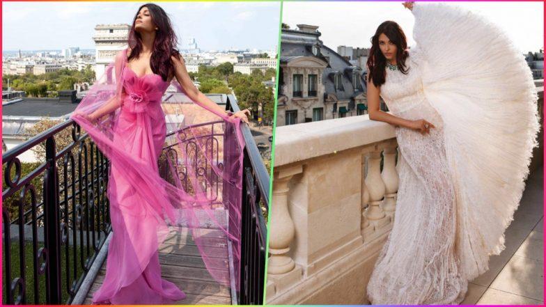 Aishwarya Rai Bachchan Dazzles in Giorgio Armani and Ashi Studio Gowns as Brides Today India Magazine Cover Star (See Pics)