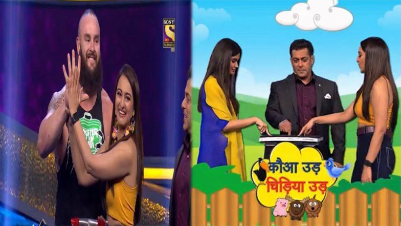 Dus Ka Dum 3 Written Episode Update, August 19, 2018: Braun Strowman Stuns Salman Khan With a Single Dabangg Dialogue!