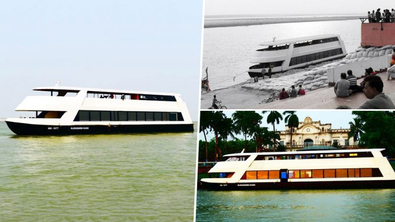 Alaknanda Kashi Luxury Cruise Ship on River Ganga to Start from August 15: Know Fare, Route Details and Interiors of This New Service in Varanasi