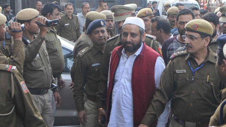 BJP MLA Calls AAP Legislator Amanatullah Khan 'Terrorist' Inside Delhi Assembly; Watch Video