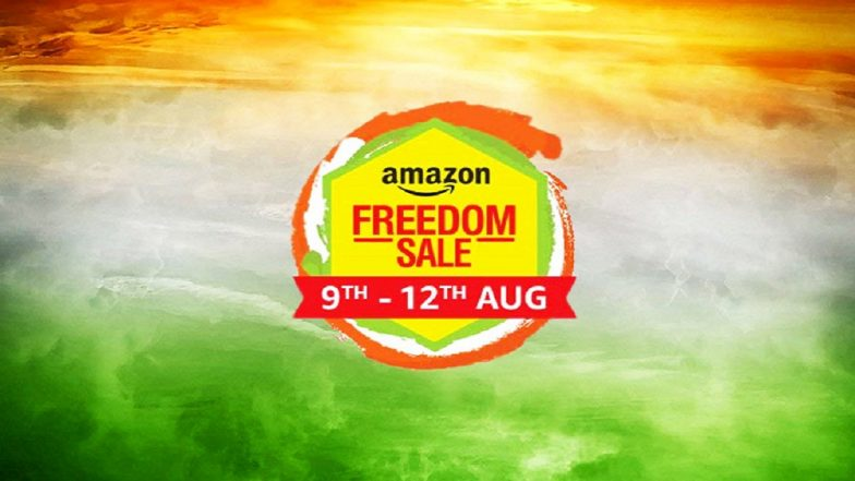 Amazon's Freedom Sale Kick-Starts Today Midnight; Get Ready for Exciting Offers, Discounts, Cash Coupons and More