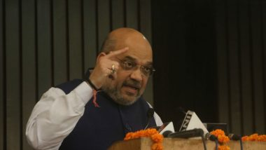BJP Chief Amit Shah, Says Opposition Parties Suffering from 'Modi Phobia'
