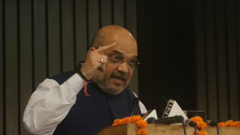 Amit Shah Asks Rahul Gandhi to Clarify Congress' Stand on Maoist Problem Clear