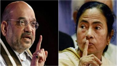 Amit Shah Warns Mamata Banerjee, Says She Can't Escape Consequences of Her Acts