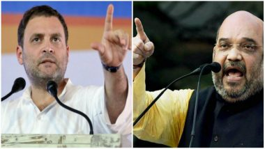 Lok Sabha Elections 2019: Phase 3 Voting in 117 Seats Today, Rahul Gandhi and Amit Shah in Fray