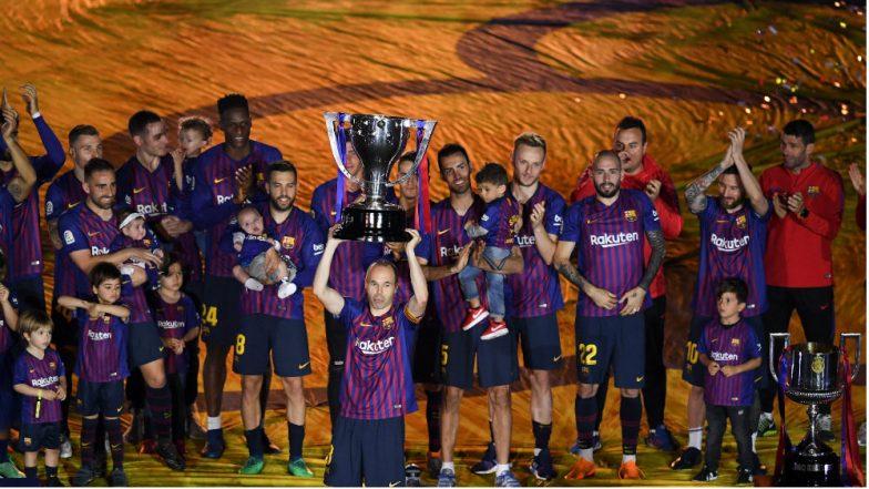 2018 19 La Liga Schedule Free Pdf Download In Ist Group Stage