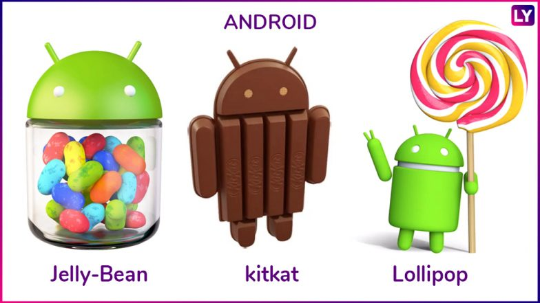 Android 9 Pie Launched! Here are the Names of all Android Versions Released Till Now