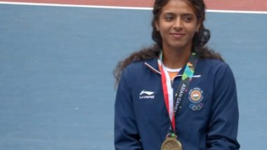 Ankita Raina Birthday Special: 5 Quick Facts About Indian Tennis Ace!