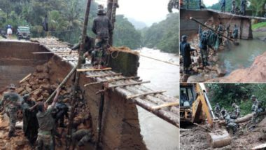 Kerala Floods: Rescue Operations Underway, CM Pinarayi Vijayan Says Unprecedented Destruction Caused in State, See Pictures