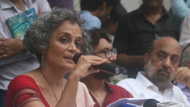 Arundhati Roy Condemns Crackdown on Activists, Calls It Bid to Divert Attention From Declining Popularity of BJP, Narendra Modi