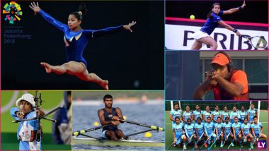 Asian Games 2018 Live News Updates Day 3: Eyes on Dipa Karmakar, Indian Archery, Kabaddi, Shooting and Tennis Teams to Add Medals to India's Tally Today