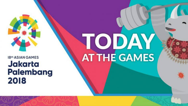 Asian Games 2018 Day 9 India Schedule in IST & Medal Tally: Full Fixtures List of Indian Athletes in Action on August 27