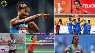 Asian Games 2018 Highlights Day 8: Hima Das, Dutee Chand, Muhammed Anas Win Silver; Govindan Lakshmanan Denied Bronze For Overstepping