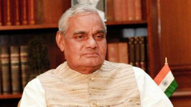 Lucknow's 'Hazratganj Chauraha' To Be Name After Late Prime Minister Atal Bihari Vajpayee