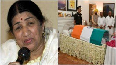 Lata Mangeshkar Dedicates Song to Her 'Dadda' Atal Bihari Vajpayee, Listen Here