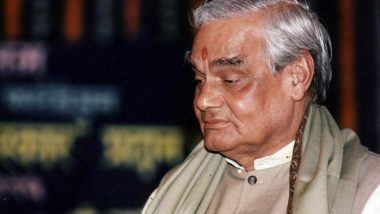 Atal Bihari Vajpayee Health Update: Suresh Prabhu, Amit Shah, M Venkaiah Naidu & Other Union Ministers Rush to Meet the Former PM Who Is Critical at AIIMS