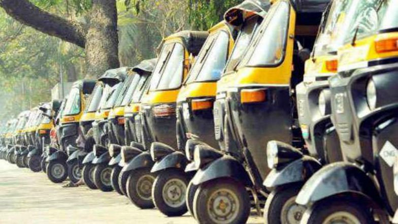 Mumbai Autorickshaw Strike Called Off by Unions After Intervention of CM Devendra Fadnavis