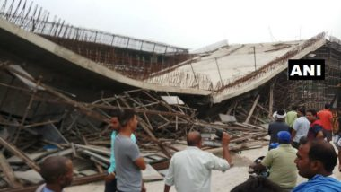 Basti: Lintel of Flyover on National Highway 28 Collapses, Four Injured
