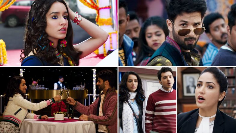 Batti Gul Meter Chalu Trailer: The Shahid Kapoor and Shraddha Kapoor Starrer Seems Hard-Hitting, Gripping and Entertaining – Watch Video