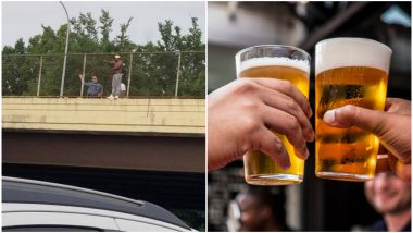 Free Beers Offer Convinces a Man To Not Jump Off a Bridge in Minnesota