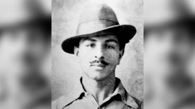 Shaheedi Diwas 2019: PM Narendra Modi, Rahul Gandhi and Others Pay Tribute to Bhagat Singh, Rajguru And Sukhdev on Martyrs' Day