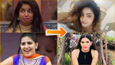 Bigg Boss Contestants' Before & After Pics: From Lokesh Kumari to Sapna Choudhary, These Transformations Proof Every BB Inmate Is a Winner