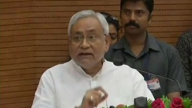 Porn Sites Should Be Banned in India as They Instigate Sexual Violence Against Women: Bihar CM Nitish Kumar Writes to PM Narendra Modi