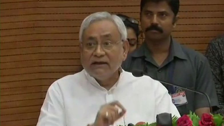 Bihar Launches Mukhyamantri Vriddha Pension Yojna for Poor Above Age of 60 Years
