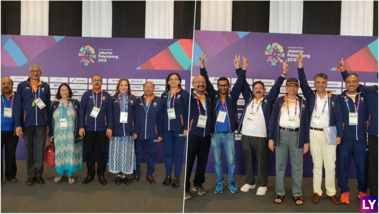 Indian Bridge Team Wins Two Bronze Medals in Asian Games 2018, PM Narendra Modi Lauds Their Efforts