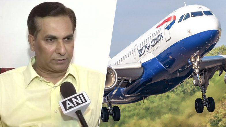 British Airways Offloads Indian Family Because Their 3-Year-Old Child Was Crying, Passenger Demands Action Against Racial Abuse