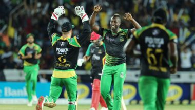 St Lucia Zouks vs Jamaica Tallawahas, CPL 2019 Match LIVE Cricket Streaming on Star Sports and Hotstar: Live Score, Watch Free Telecast on TV & Online