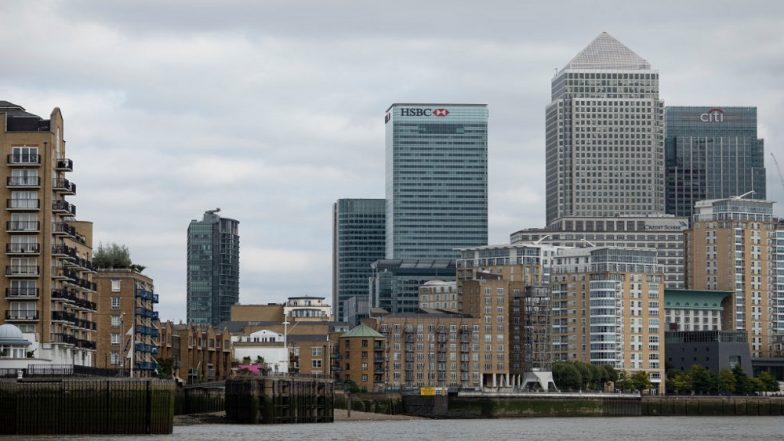 London: 'Suspicious Package' Found in Canary Wharf, Emergency Evacuation Ordered