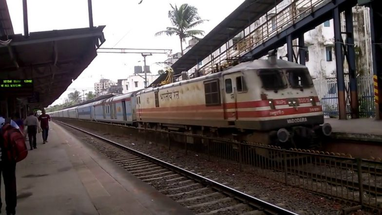 Kolkata-Amritsar Akal Takth Express Runs over Three Gangmen Between Sandila and Umartali Station in UP