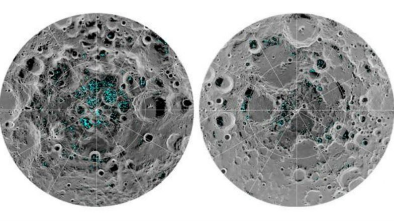 'Ice on Moon', Confirms Chandrayaan-I Data: NASA