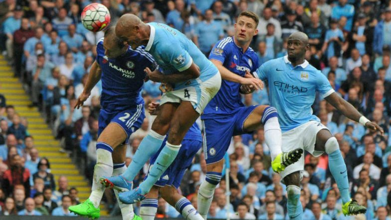 Live Streaming Manchester City Vs Chelsea