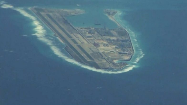 International News Media Reveal Extent of China's Construction in the South China Sea