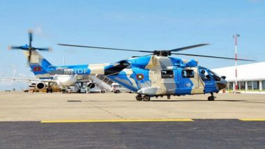 Two Indian Military Choppers with 48-member Crew Set to Stay Back in Maldives