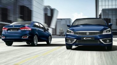 Maruti Suzuki Ciaz 1.5-Litre Diesel With New 6-Speed Gearbox Launched; Price in India Starts From Rs 9.97 Lakh