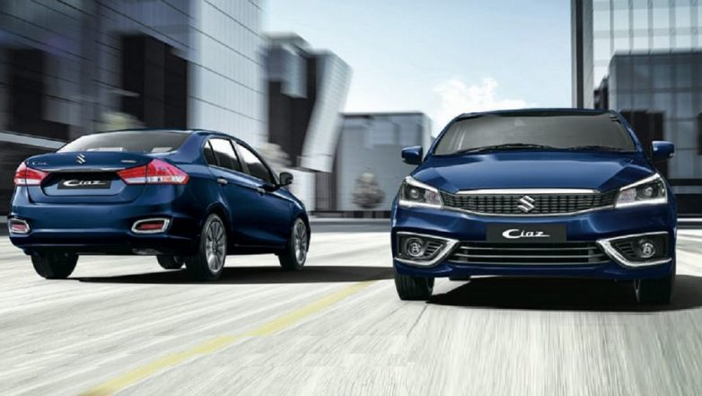 2018 Maruti Suzuki Ciaz Facelift Launched; Price in India Starts From Rs. 8.19 Lakh